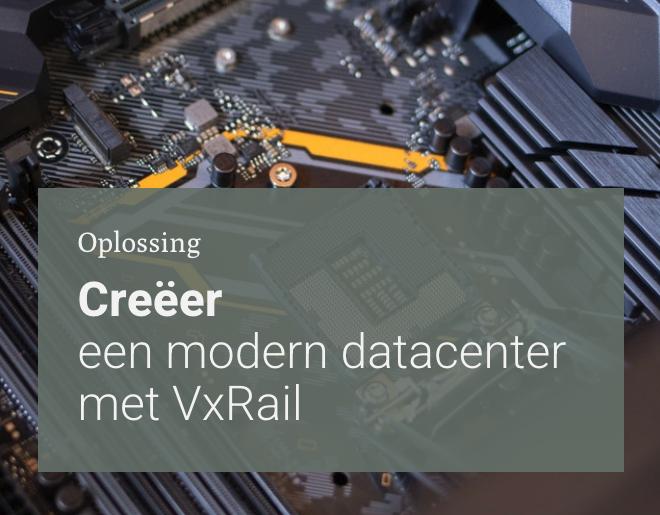 Datacenter VxRail