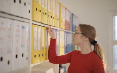 Wat zijn de voordelen van een moderne file opslag